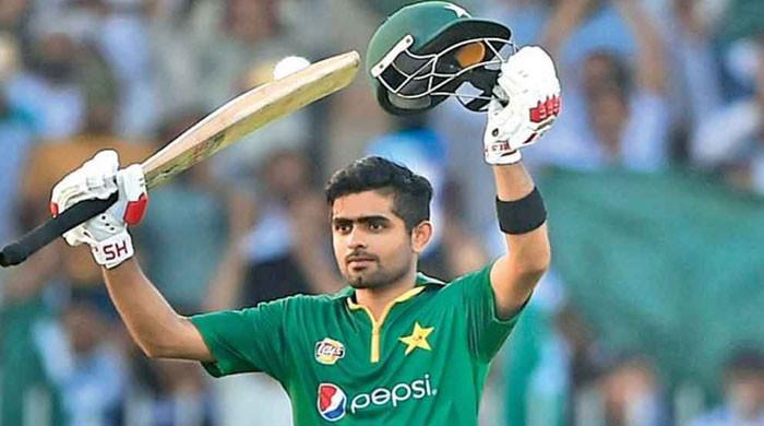 Babar Azam rewrites history books in 3rd ODI against England