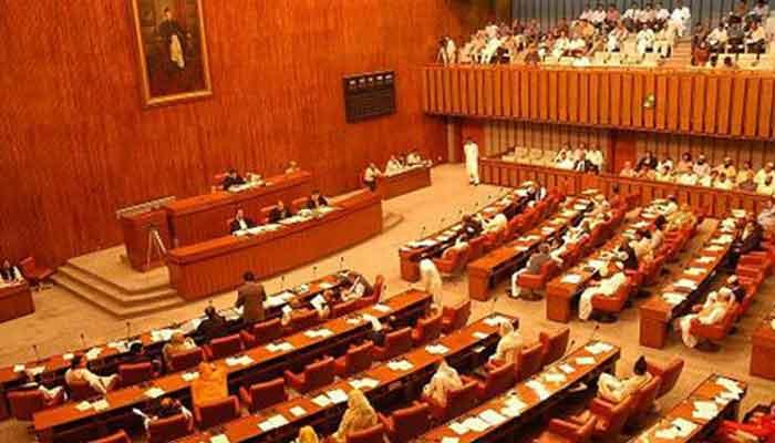 Uproar in Senate over PTIs Gandapur calling Bhutto traitor, Nawaz thief