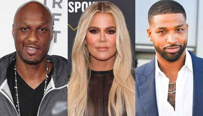 Khloe Kardashians exes feud over her stunning photo