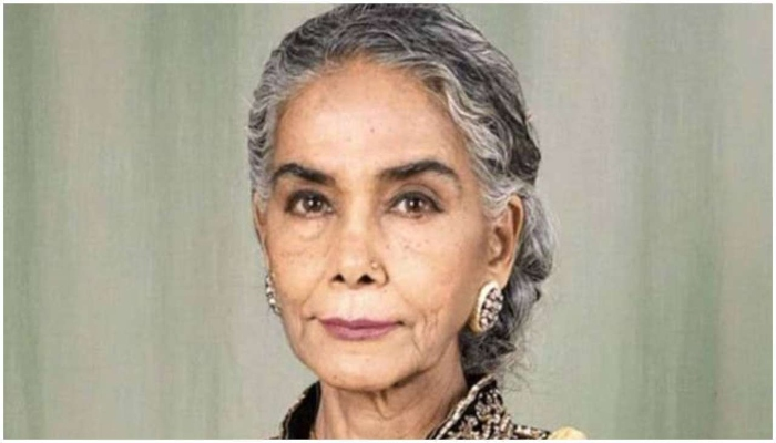 Surekha Sikri was earlier admitted to the hospital in September 2020 after suffering a brain stroke