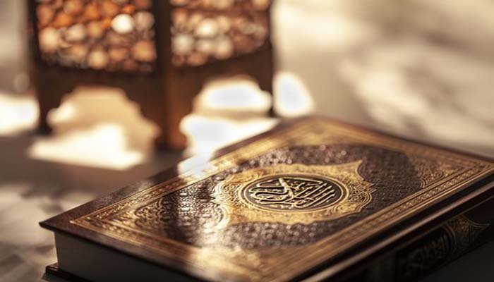 The Holy Quran can be seen in this representational image. — File photo