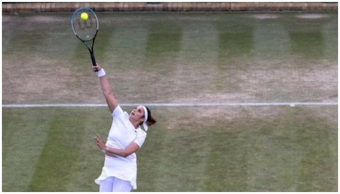 Sania Mirza is reaching for new goals