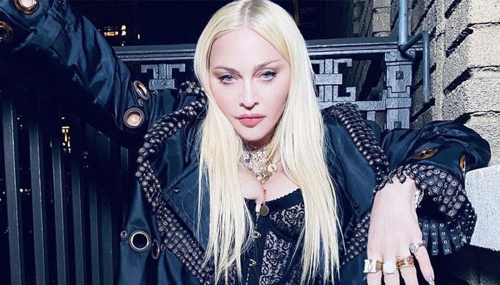 Watch: Madonna unveils X concert documentary trailer - Geo News