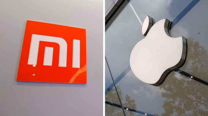 Xiaomi overtakes Apple to become world's No. 2 smartphone maker