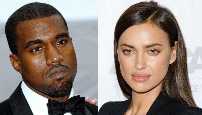Irina Shayk upset over rumours of her split from Kanye West - Geo News