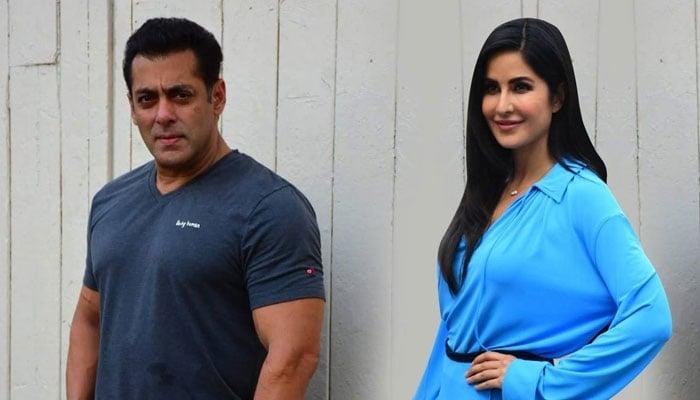 Salman Khan shares loving tribute to Katrina Kaif on her birthday: wishing her lots of love'