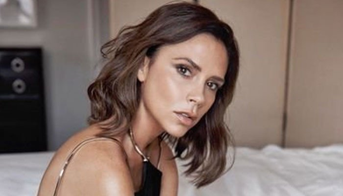 Victoria Beckham showcases her incredible physique in new gym selfie - Geo News