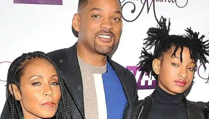 Willow Smith talks about pressure of doing justice to parents Will, Jada Pinket Smith - Geo News