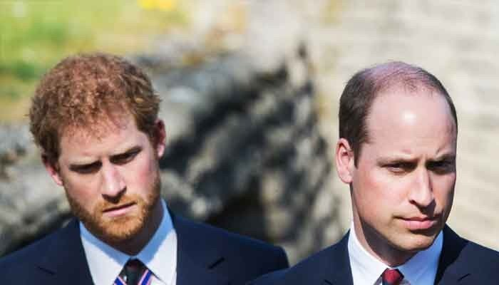 Prince Harry, William at loggerheads after Sussexes massive cash payout - Geo News