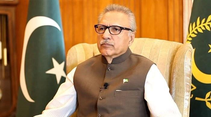 President of Pakistan Arif Alvi is now on TikTok