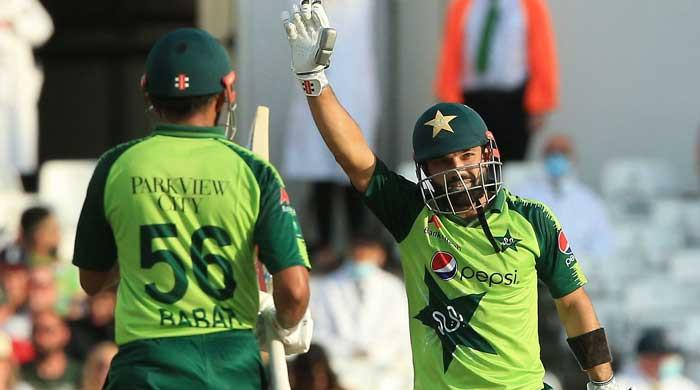 Pak vs Eng: Babar Azam, Mohammad Rizwan create records in first T20
