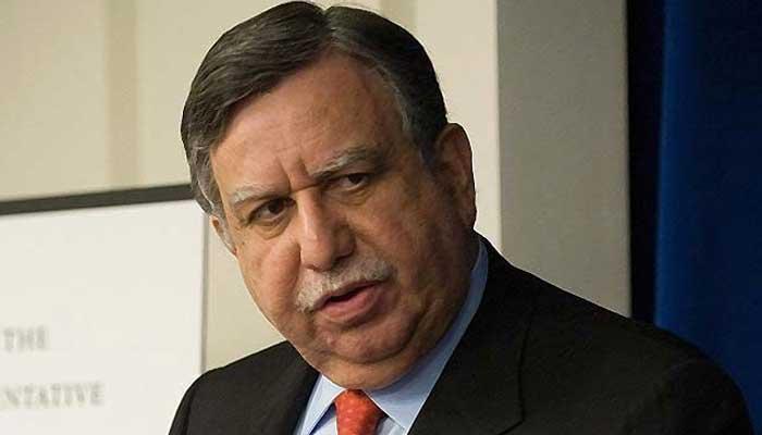 Finance Minister Shaukat Tarin. Photo: Files