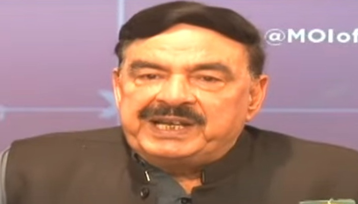 Afghan ambassadors daughter kidnapping case to be solved in 72 hours: Sheikh Rasheed