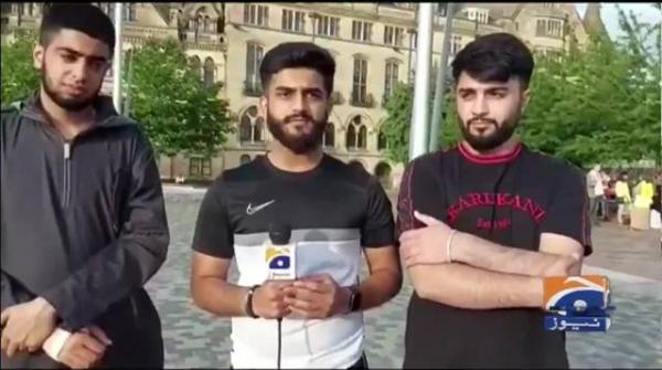 Geo News Special -British Pakistanis asks politicians to work for country's betterment