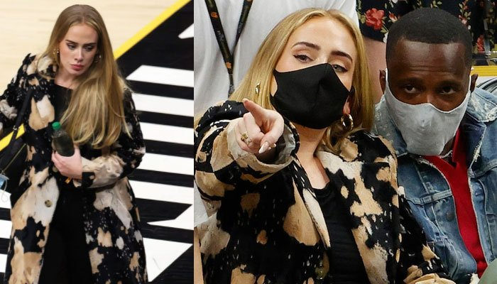 Adele sparks romance rumours with LeBron's agent Rich Paul, enjoys NBA  Finals with him