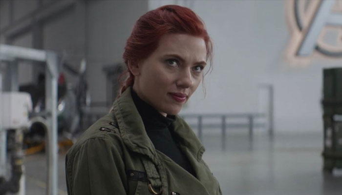 I was heartbroken about it, but I think I took it like a champ, said Scarlett Johansson