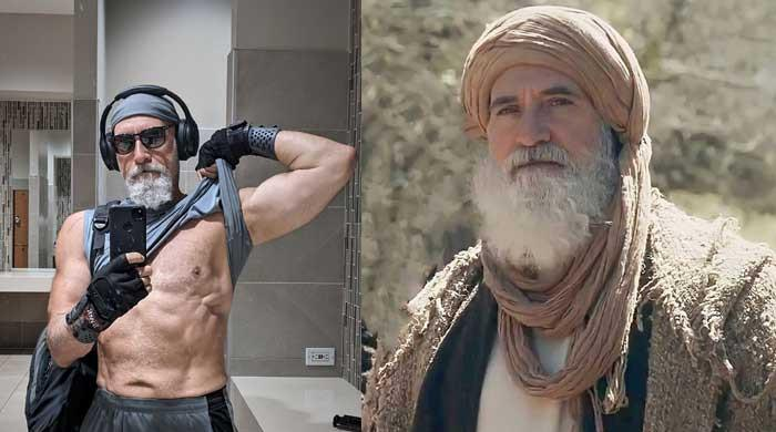 Ibn Arabi from 'Ertugrul' flaunts his toned abs in latest photo from gym