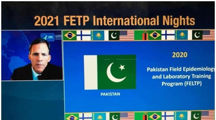 Pakistan honoured with international award for excellence in public health response