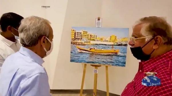 Geo News Special - Art exhibition in Dubai