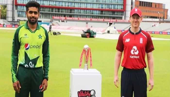 Pakistani eye series win today against England in T20 final