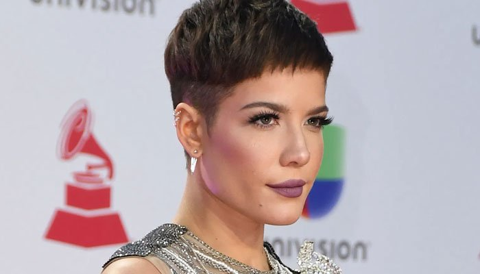 Halsey took to her Instagram to announce the big news, sharing a heart-touching monochrome photo