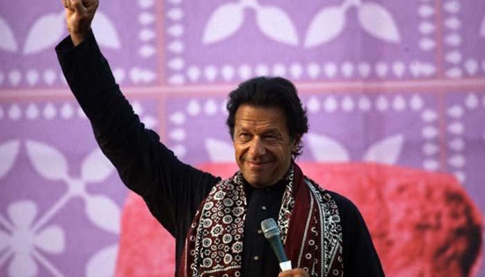 Prime Minister Imran Khan. Photo: Geo.tv/ file