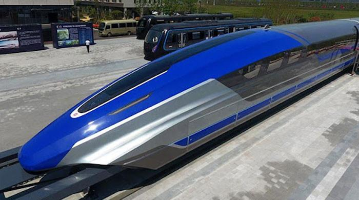 World's fastest maglev train rolls off assembly line in China