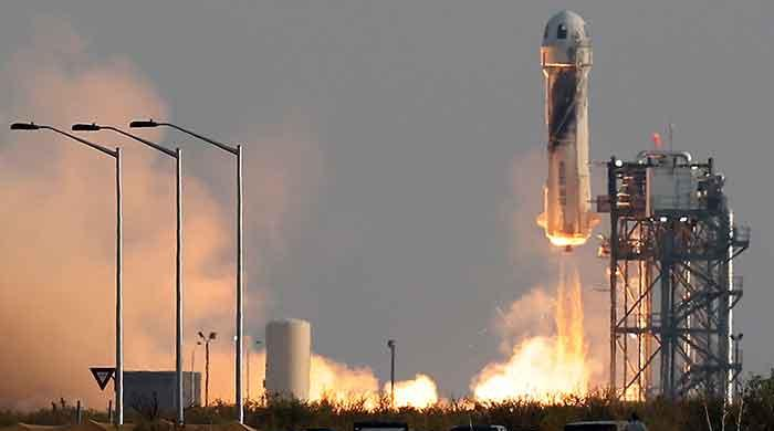 'Best day ever': Amazon's Jeff Bezos successfully concludes first space jaunt