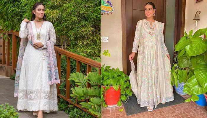 From Ayeza Khan to Iqra Aziz; Pakistan film and TV stars wish Eid Mubarak to their fans
