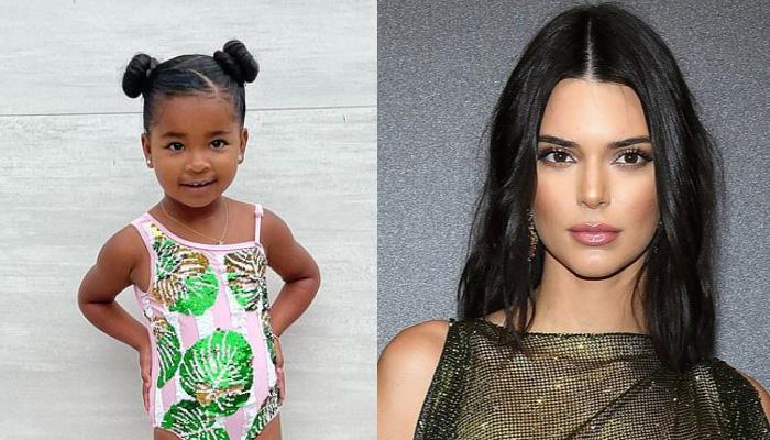 Khloe Kardashians daughter True to take Kendall Jenners modeling crown