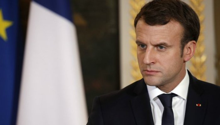 President of France Emmanuel Macron. Photo: File.