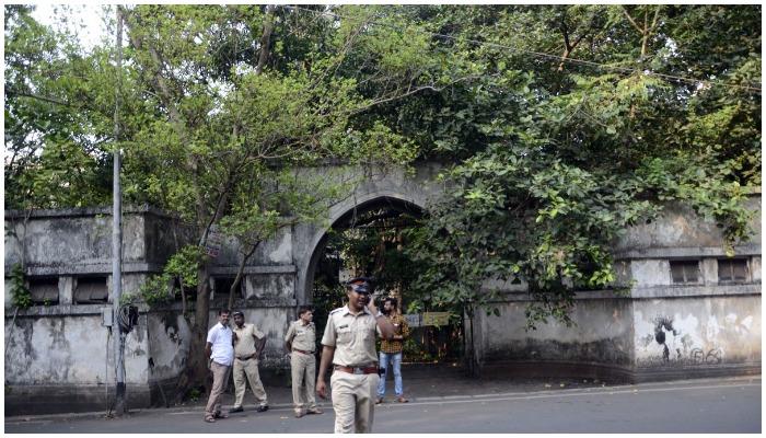 A view of the Jinnah House in Mumbai, India. Photo via The Statesman
