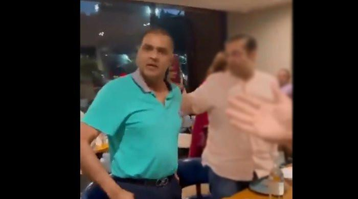 Abid Sher Ali's viral video: what happened at the Turkish restaurant?