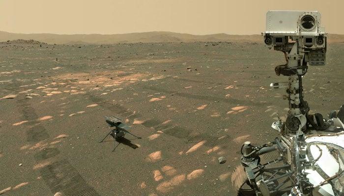 NASA rover preparing to take first Mars rock samples