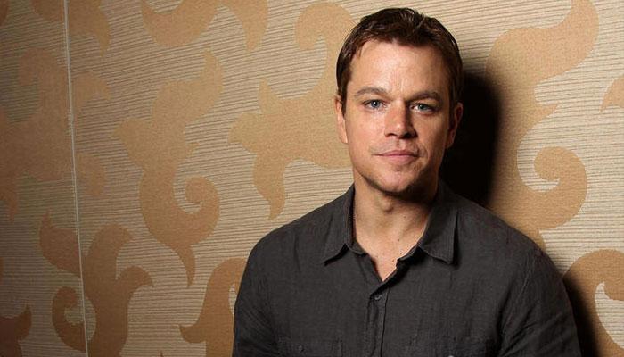 Matt Damon addresses growing hesitancy for covid-19 vaccine