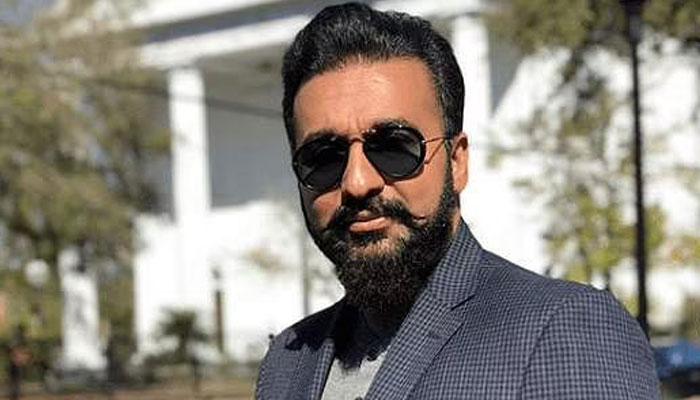 Police prehend  pornographic server successful  raid astatine  Raj Kundra's home