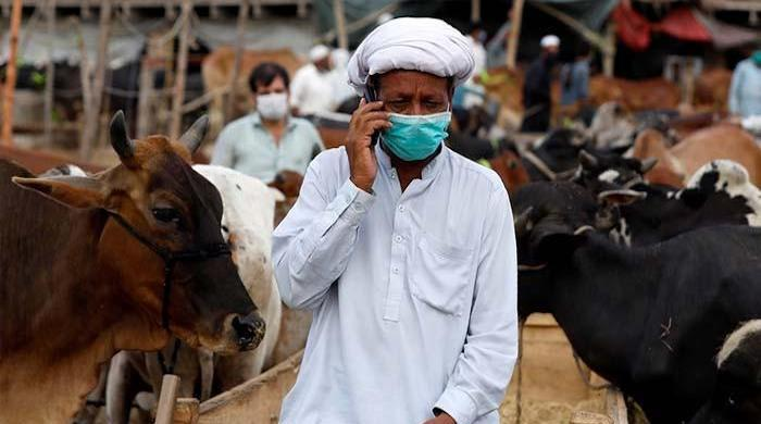 Coronavirus cases pile up in Pakistan as nation celebrates second day of Eid
