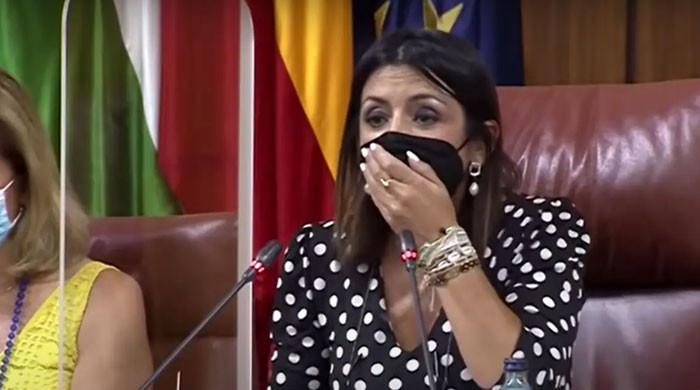 WATCH: Rat spooks Andalusia parliament in Spain