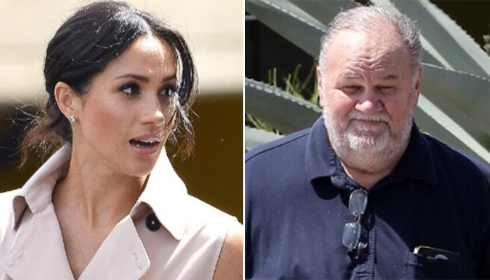 Thomas Markle threatens to take Meghan to court: 'Want rights to see my grandchildren'