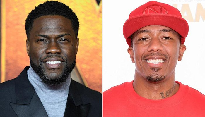 Kevin Hart pulls off ultimate prank on Nick Cannon, check it out