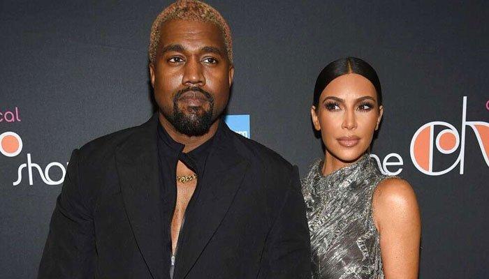 Kim Kardashian supports Kanye West by attending DONDA listening party