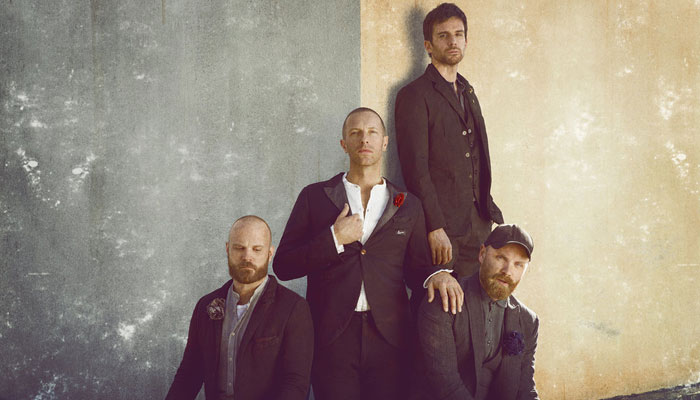 Coldplay drops 10-minute lyric video for 'Coloratura' single