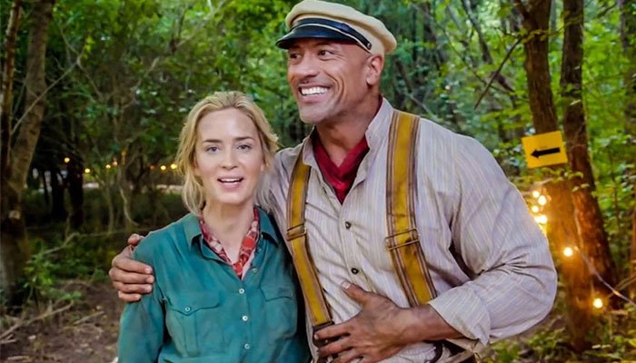 Watch: Dwayne Johnson, Emily Blunt play 'guess the object'