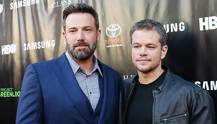 Ben Affleck, Matt Damon plan to write a lot more together after The Last Duel