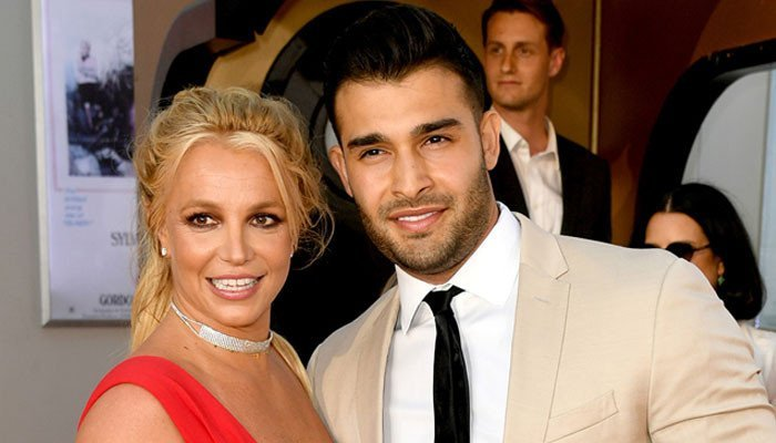 Britney Spears, Sam Asghari joined  for 5 years