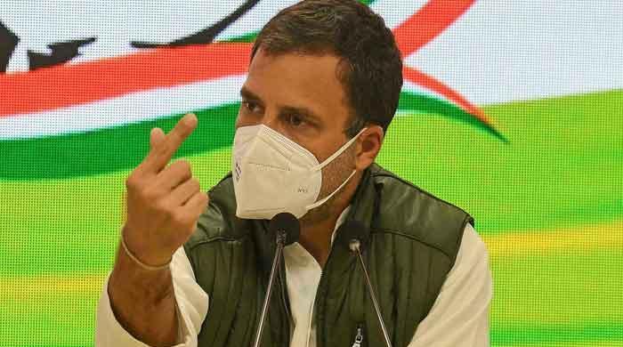 Rahul Gandhi accuses Indian govt of 'treason', demands inquiry into Pegasus scandal