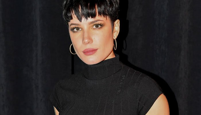 Photo: Halsey graces fans with a snap of week-old son Ender