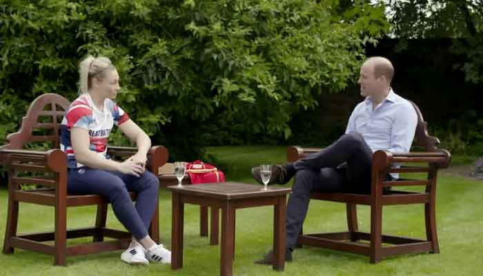Prince William: Future King lauded for making Lauren Price feel comfortable during interview
