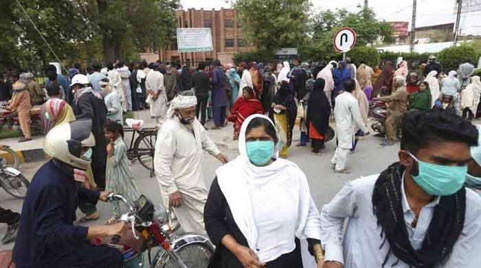 Pakistan logs in 1,841 coronavirus cases, 32 deaths in last 24 hours