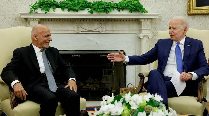Biden assures Afghan president of continued US support: White House
